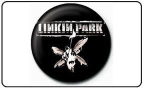 Button Linkin Park stencil