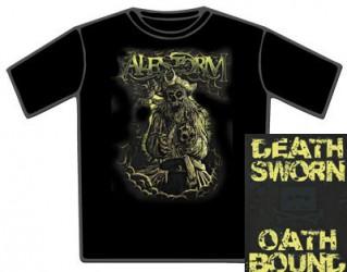 T-Shirt Alestorm bound