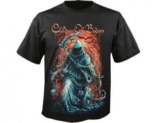 T-Shirt Children of Bodom grim reaper