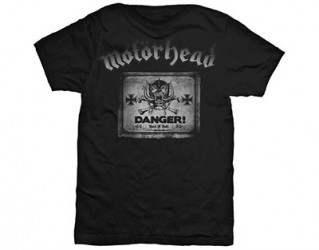 T-Shirt Motörhead danger