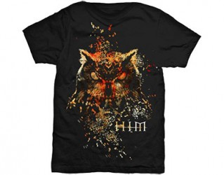 T-Shirt HIM owl