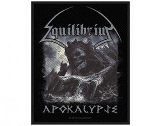 Aufnäher Equilibrium apokalypse