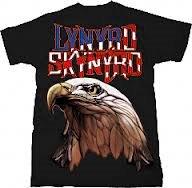 T-Shirt Lynyrd Skynyrd patriotic