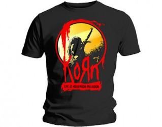 T-Shirt  KORN stage
