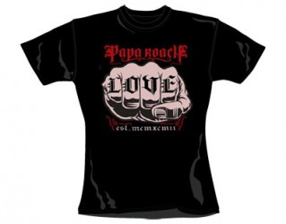 Girlie Papa Roach love