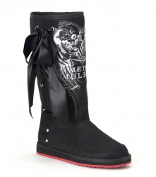 Metal Mulisha Girlie Boots