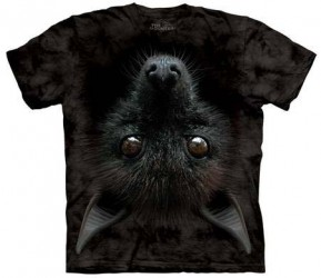 Kinder T-Shirt The Mountain Fledermaus