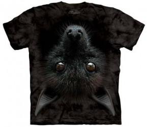 Kinder T-Shirt The Mountain Fledermaus