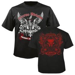 T-Shirt Chrome Division infernal Rock