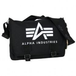 Alpha Industries Tasche black