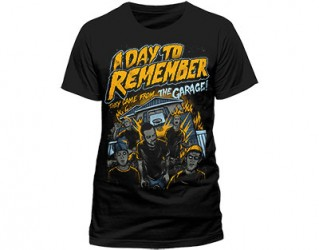 T-Shirt A day to Remember they came
