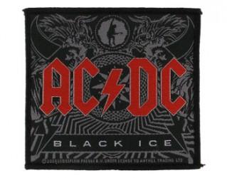 Aufnäher AC/DC black ice