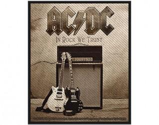 Aufnäher AC/DC in Rock