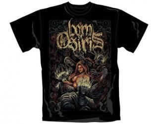 T-Shirt Born of Osiris evil