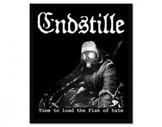 Aufnäher Endstille time to..