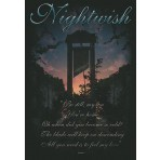 Textil Poster Nightwish rosengarten