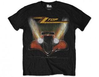 T-Shirt ZZ Top eliminator