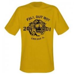 T-Shirt Fall Out Boy tiger