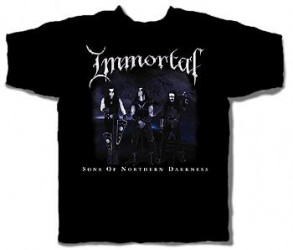 T-Shirt Immortal sons