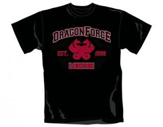 T-Shirt Dragonforc 1999