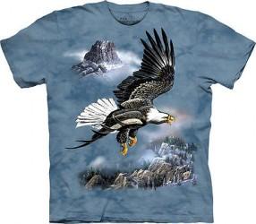 Kinder T-Shirt Adler