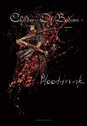 Textil Poster Children of Bodom blood