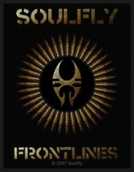 Textilposter Soulfly frontlines