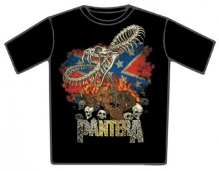 T-Shirt Pantera kickin