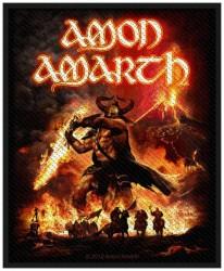 Aufnäher Amon Amarth Rising
