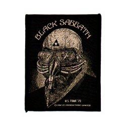 Aufnäher Black Sabbath never say
