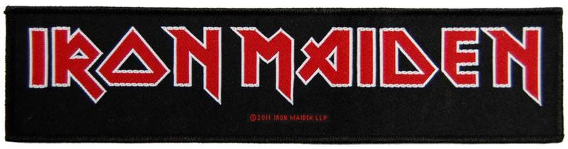 Aufnäher Iron Maiden logo