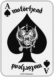Aufnäher Motörhead Ace