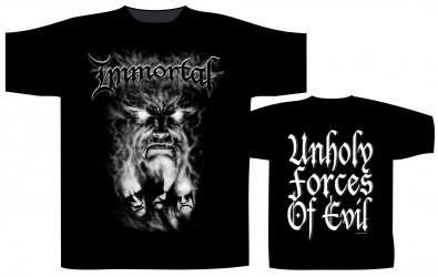 T-Shirt Immortal unholy