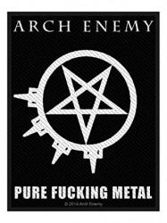 Aufnäher  Arch Enemy F`Metal