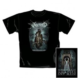 T-Shirt Aborted Slaughter