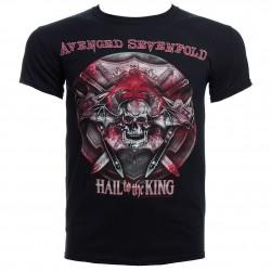 T-Shirt Avenged Sevenfold Battle Armour