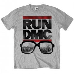 T-Shirt RUN DMC Glasses
