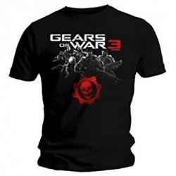 T-Shirt Gears of War Delta