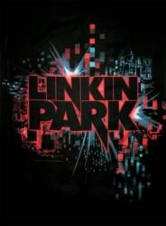 Textilposter Linkin Park Splatter