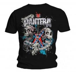 T-Shirt Pantera texas