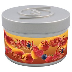 Social Smoke Twisted  100g