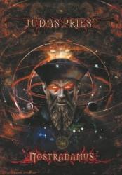 Textil Poster Judas Priest Nostradamus