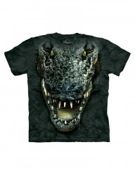 T-Shirt The Mountain Aligator