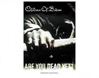 Textil Poster Children of Bodom are you
