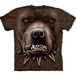 T-Shirt Mountain Pitbull