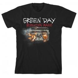 T-Shirt Green Day Revolution