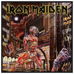 Aufnäher Iron Maiden...