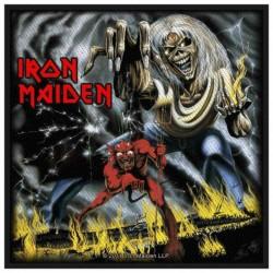 Aufnäher Iron Maiden Number...