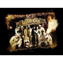 Textilposter Mötley Crüe