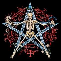 Textilposter Alchemy
